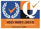 ISO QAS 9001 Logo New