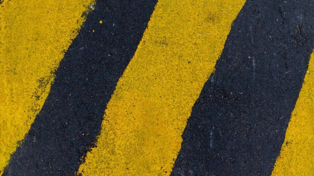 types of road marking paint